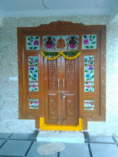 Main Entrance Image of 1800 Sq.ft 2 BHK Independent House for rent in B N Reddy Nagar for 9500