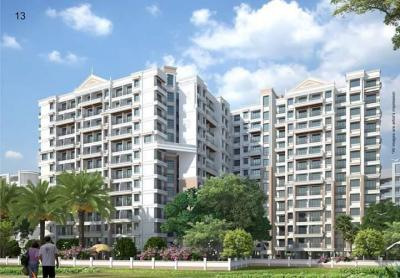 Gallery Cover Image of 695 Sq.ft 1 BHK Apartment for buy in Paradise Park, Badlapur East for 3510580