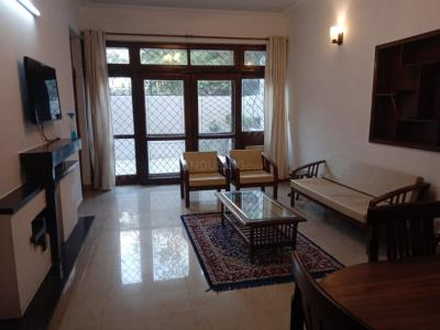 Gallery Cover Image of 1700 Sq.ft 2 BHK Independent Floor for rent in Defence Colony for 80000