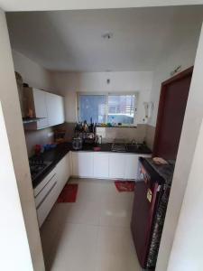 Kitchen Image of PG 4888116 Wagholi in Wagholi