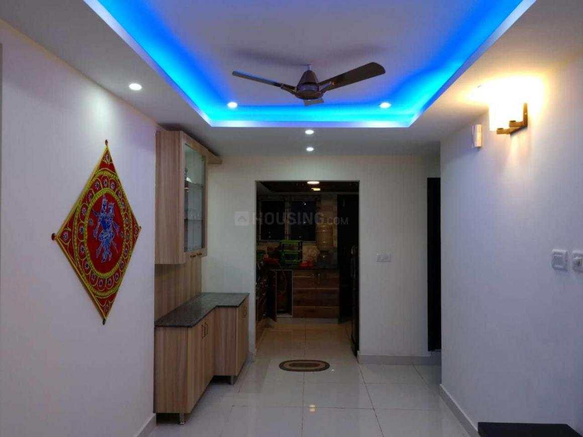 Living Room Image of 1220 Sq.ft 2 BHK Apartment for buy in Whitefield for 5800000