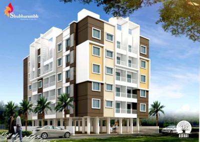Gallery Cover Image of 527 Sq.ft 1 BHK Apartment for buy in Shubharambh, Dhayari for 1931000