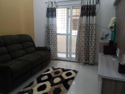 Gallery Cover Image of 725 Sq.ft 2 BHK Apartment for rent in Dooravani Nagar for 18500