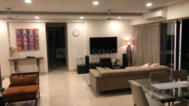 Living Room Image of 3500 Sq.ft 3 BHK Apartment for rent in Tardeo for 350000