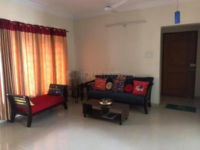 Gallery Cover Image of 1055 Sq.ft 2 BHK Apartment for rent in Tathawade for 12500