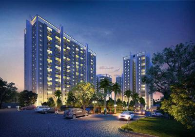 Gallery Cover Image of 1045 Sq.ft 2 BHK Apartment for buy in Vaishnavi Gardenia, T Dasarahalli for 7700000