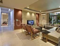 Hall Image of 2055 Sq.ft 3 BHK Apartment for buy in Godrej Woods , Sector 43 for 20000000