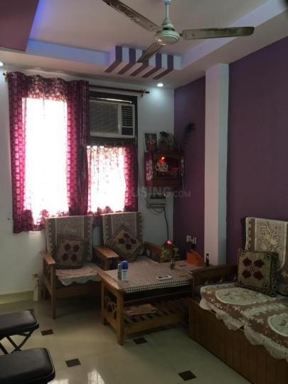 Hall Image of 500 Sq.ft 2 BHK Independent Floor for buy in Pandav Nagar for 3200000