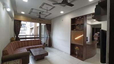 Gallery Cover Image of 1246 Sq.ft 3 BHK Apartment for buy in Soham Dev Solitaire, Prahlad Nagar for 12900000