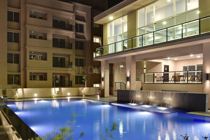 Swimming Pool Image of 1634 Sq.ft 3 BHK Apartment for buy in Ganapathy for 8700000
