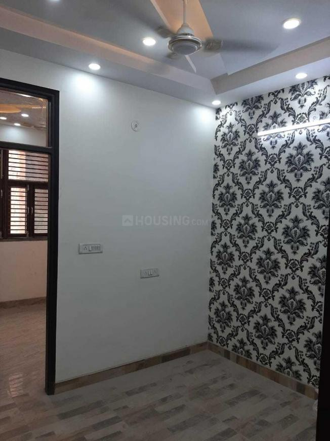 Living Room Image of 500 Sq.ft 1 BHK Independent Floor for rent in Bindapur for 7000