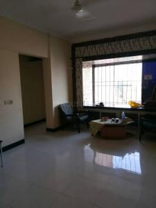 Living Room Image of Large Size 1 Bhk With 2 Bathroom in Goregaon East