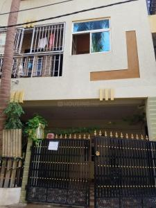 Gallery Cover Image of 750 Sq.ft 1 BHK Independent Floor for rent in Vijayanagar for 11000