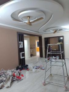 Gallery Cover Image of 1500 Sq.ft 3 BHK Apartment for rent in Kondapur for 28000