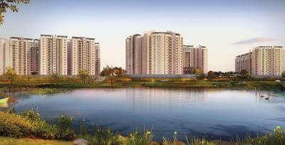 Gallery Cover Image of 1930 Sq.ft 3 BHK Apartment for buy in Brigade Lakefront, Hoodi for 17300000