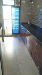 Gallery Cover Image of 639 Sq.ft 1 BHK Apartment for rent in Tulsi Aura, Ghansoli for 19000