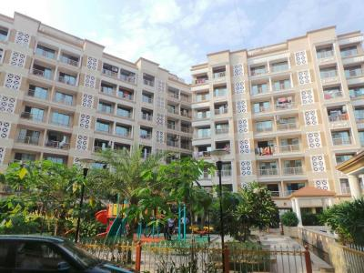 Gallery Cover Image of 760 Sq.ft 1 BHK Apartment for rent in Mira Road East for 16500