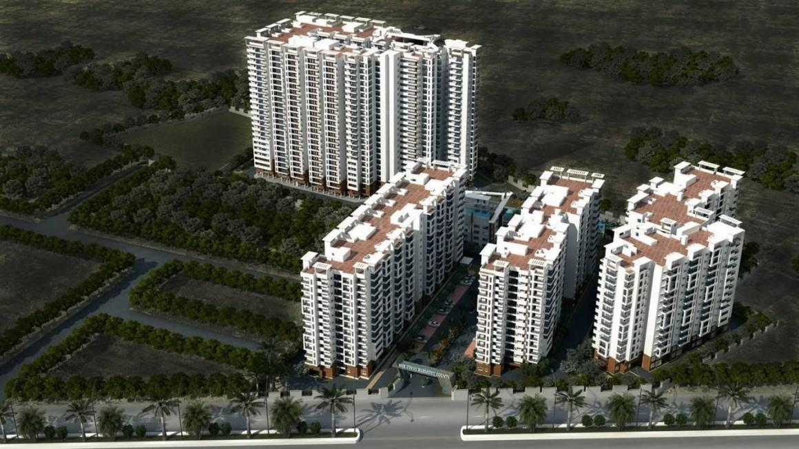 Building Image of 1535 Sq.ft 3 BHK Apartment for buy in Bandlaguda Jagir for 7061000