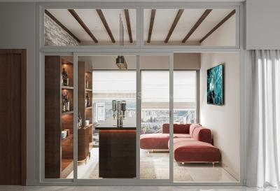 Gallery Cover Image of 1042 Sq.ft 3 BHK Apartment for buy in Akurdi for 8000000