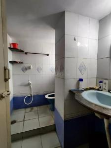 Common Bathroom Image of Krishnappa House in JP Nagar