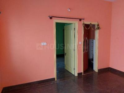 Gallery Cover Image of 800 Sq.ft 2 BHK Independent House for rent in Syndicate Bank Employees Housing Society Layout for 7000
