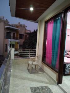 Balcony Image of Gurgaon Stays PG in Sector 49