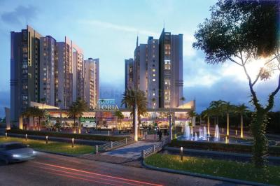 Gallery Cover Image of 1934 Sq.ft 4 BHK Apartment for buy in Alcove Gloria, Lake Town for 17500000