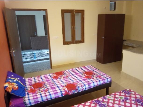 सेक्टर 66 में हैरी पीजी के बेडरूम की तस्वीर