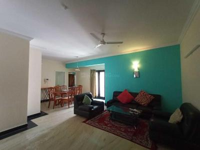 Gallery Cover Image of 2200 Sq.ft 3 BHK Apartment for rent in Indira Nagar for 48000