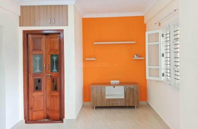 Gallery Cover Image of 450 Sq.ft 1 BHK Independent House for rent in Ramamurthy Nagar for 13000
