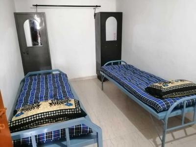 होंगसंद्रा में श्री साई पीजी में बेडरूम की तस्वीर