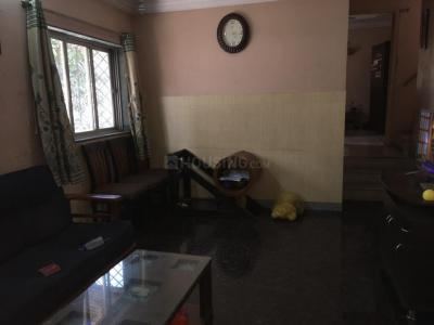 Gallery Cover Image of 1050 Sq.ft 2 BHK Apartment for rent in Nerul for 32500