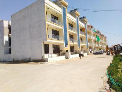 Gallery Cover Image of 1100 Sq.ft 3 BHK Independent Floor for buy in Milakpur Goojar for 2350000