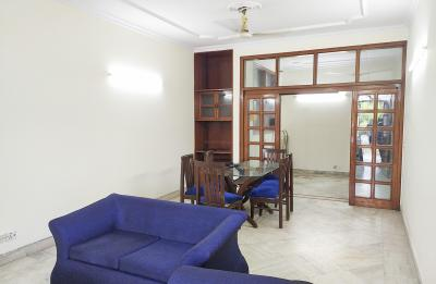 Gallery Cover Image of 2400 Sq.ft 3 BHK Independent Floor for rent in Kalkaji for 40000