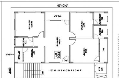 Gallery Cover Image of 1060 Sq.ft 2 BHK Apartment for buy in Sri Rama Nilayam, Mahadevapura for 6890000