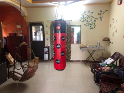 Gallery Cover Image of 1100 Sq.ft 2 BHK Independent Floor for rent in Anakaputhur for 15000