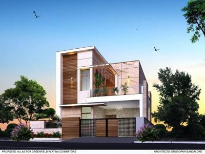 Gallery Cover Image of 840 Sq.ft 2 BHK Independent House for buy in Masagoundenchettipalayam for 4750000