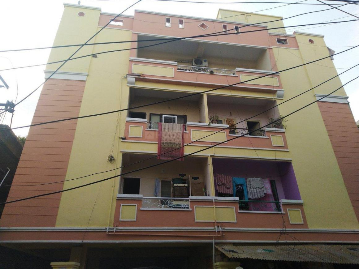 Building Image of 511 Sq.ft 1 BHK Apartment for buy in Nagole for 2600000