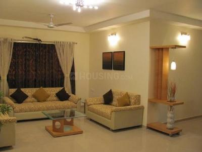 Gallery Cover Image of 2050 Sq.ft 3 BHK Apartment for buy in Adi Heritage Skyz , Prahlad Nagar for 13500000