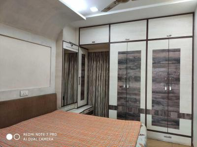 Gallery Cover Image of 710 Sq.ft 1 BHK Apartment for rent in Airoli for 21500