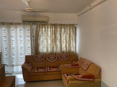 Gallery Cover Image of 1600 Sq.ft 3 BHK Apartment for rent in Bramha Corp F Residences, Wadgaon Sheri for 70000