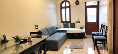 Living Room Image of 2 Bhk - Full Flat Or 4/5 Sharing in Worli