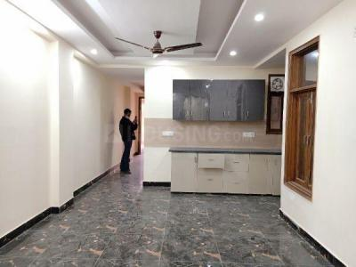 Gallery Cover Image of 1600 Sq.ft 3 BHK Independent Floor for rent in Chhattarpur for 18000