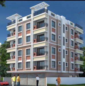 Gallery Cover Image of 750 Sq.ft 2 BHK Apartment for buy in South Dum Dum for 3100000