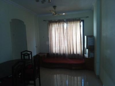 Gallery Cover Image of 565 Sq.ft 1 BHK Apartment for rent in Thane West for 14500