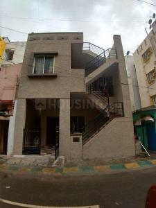 Gallery Cover Image of 600 Sq.ft 1 BHK Independent House for rent in Sadduguntepalya for 14000
