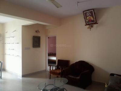 Gallery Cover Image of 1100 Sq.ft 2 BHK Apartment for rent in Jeevanbheemanagar for 22000
