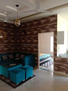 Living Room Image of 840 Sq.ft 3 BHK Apartment for buy in Adore Samriddhi, Sector 89 for 2630000
