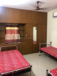Bedroom Image of Bachelors Adda Men's PG in Porur