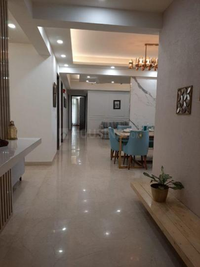 Living Room Image of 2000 Sq.ft 4 BHK Independent Floor for buy in Sector 55 for 14000000